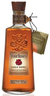 Four Roses Bourbon Single Barrel 750ml